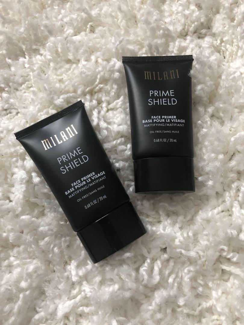 Milani - Prime Shield Face Primer (Mattifying Oil Free)