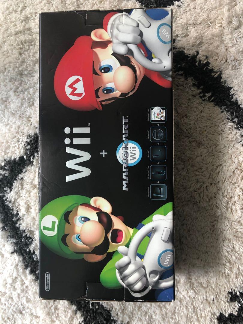 Modded Wii + 2 Wii Games & 100+ Classic Games
