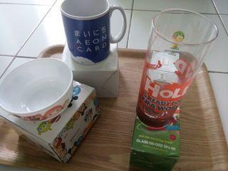 mug,gelas,mangkok