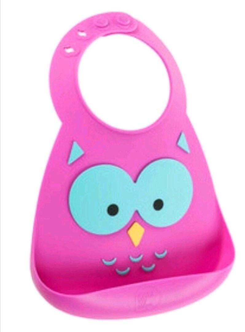 Owl bib by Make My Day Products