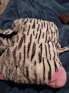 Zebra pillowpet