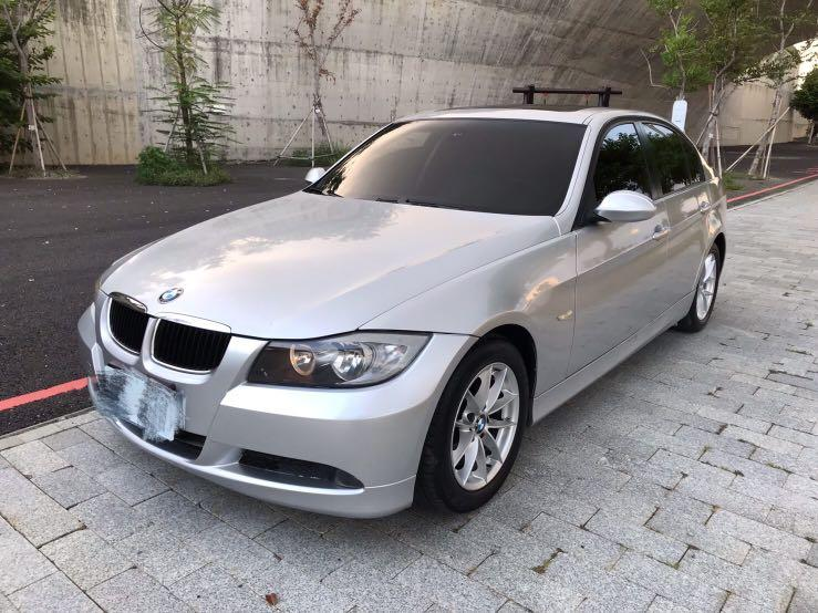 2006 BMW E90 320