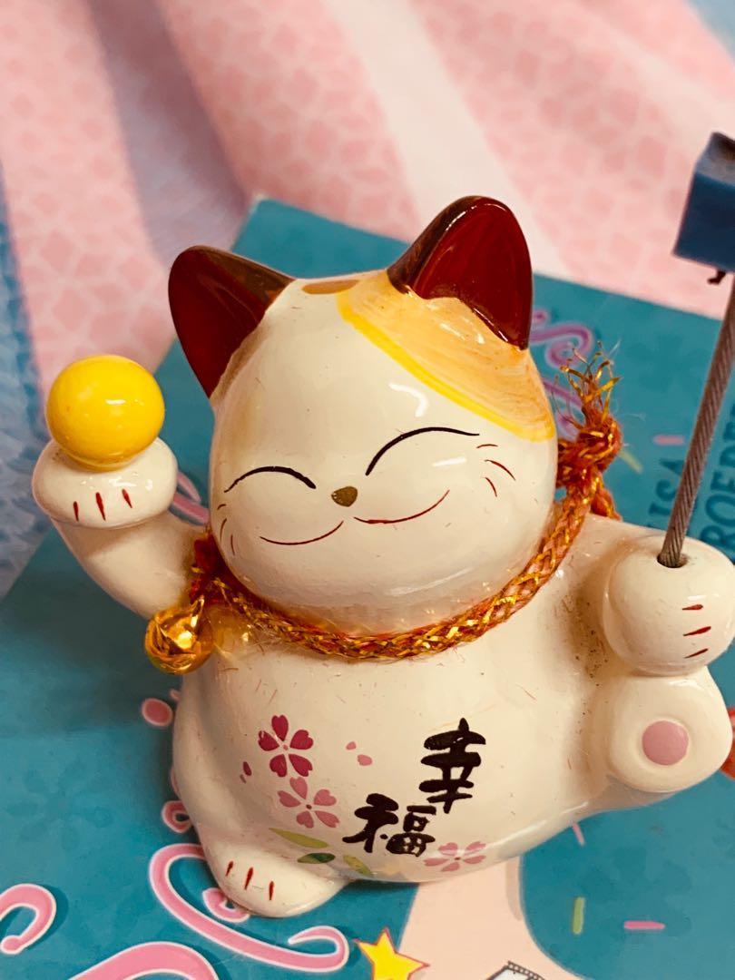 🇯🇵🎹🌈日本溫馨招財貓