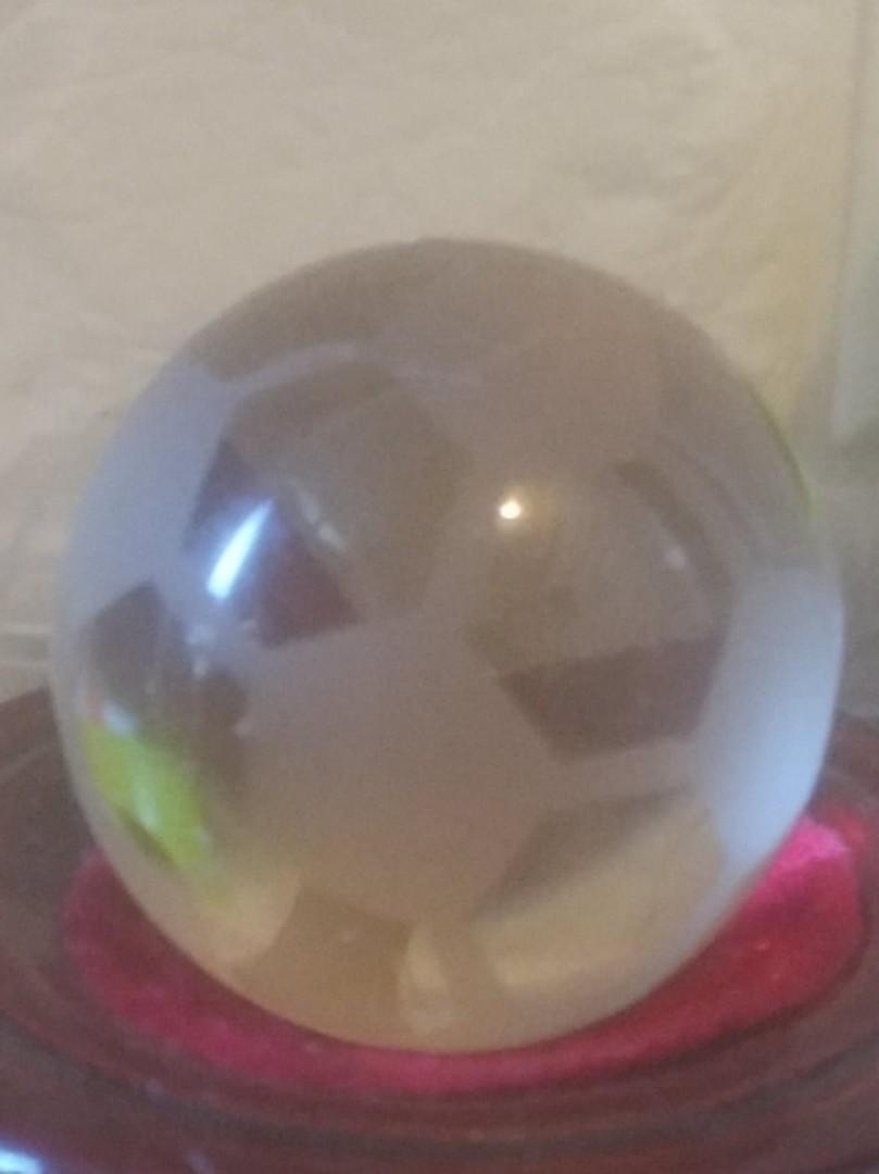 天然 完美 水晶球