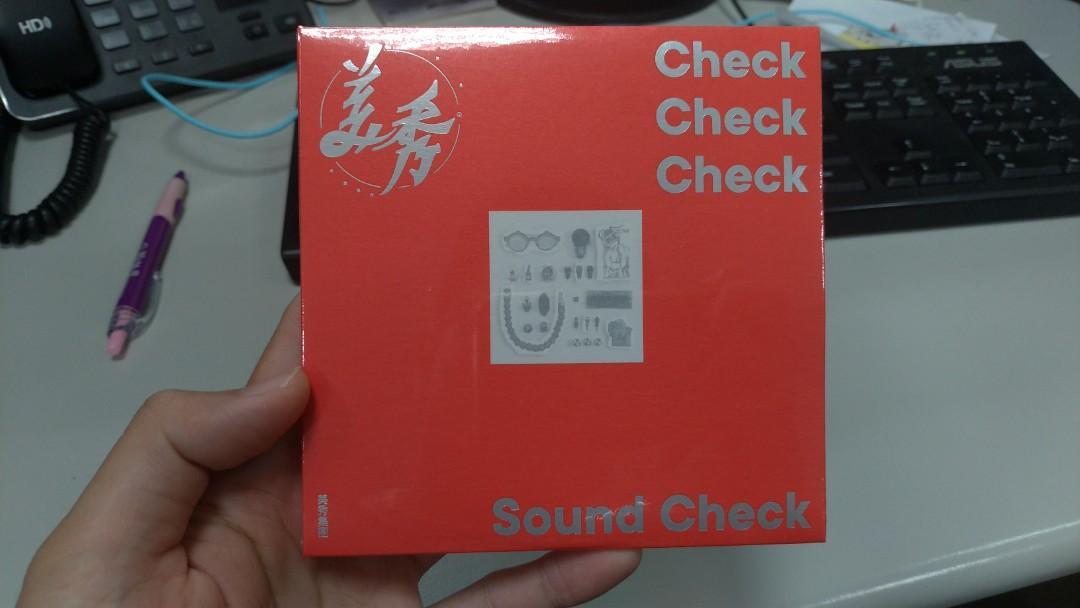 美秀集團 全新 CD