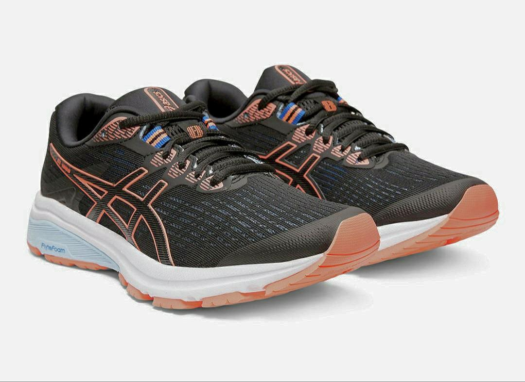 Asics GT 1000 8 Womens Running Shoes
