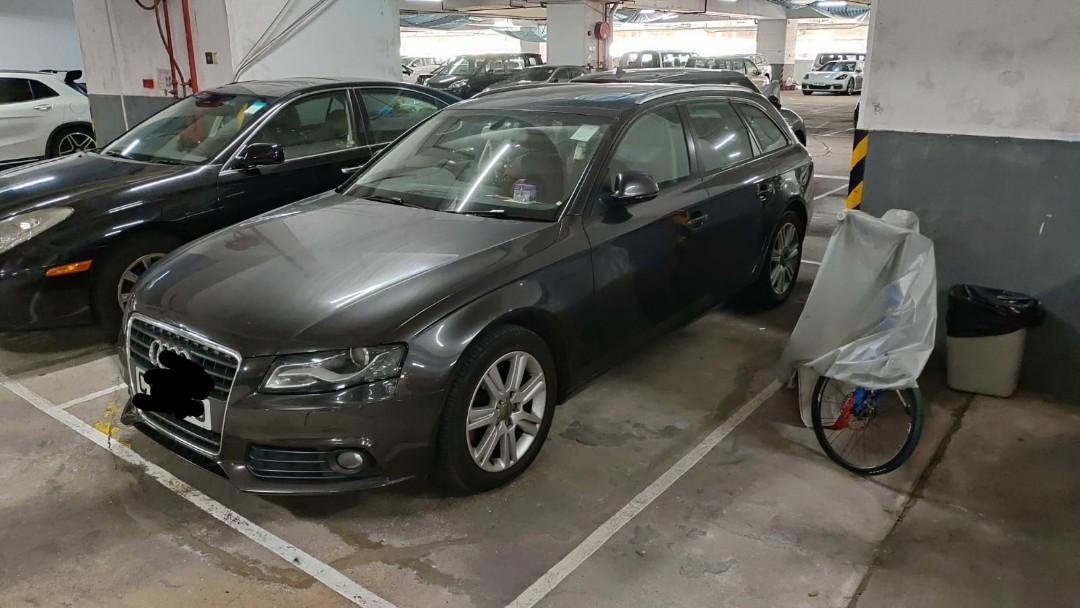 Audi A4 A4 Wagon Auto