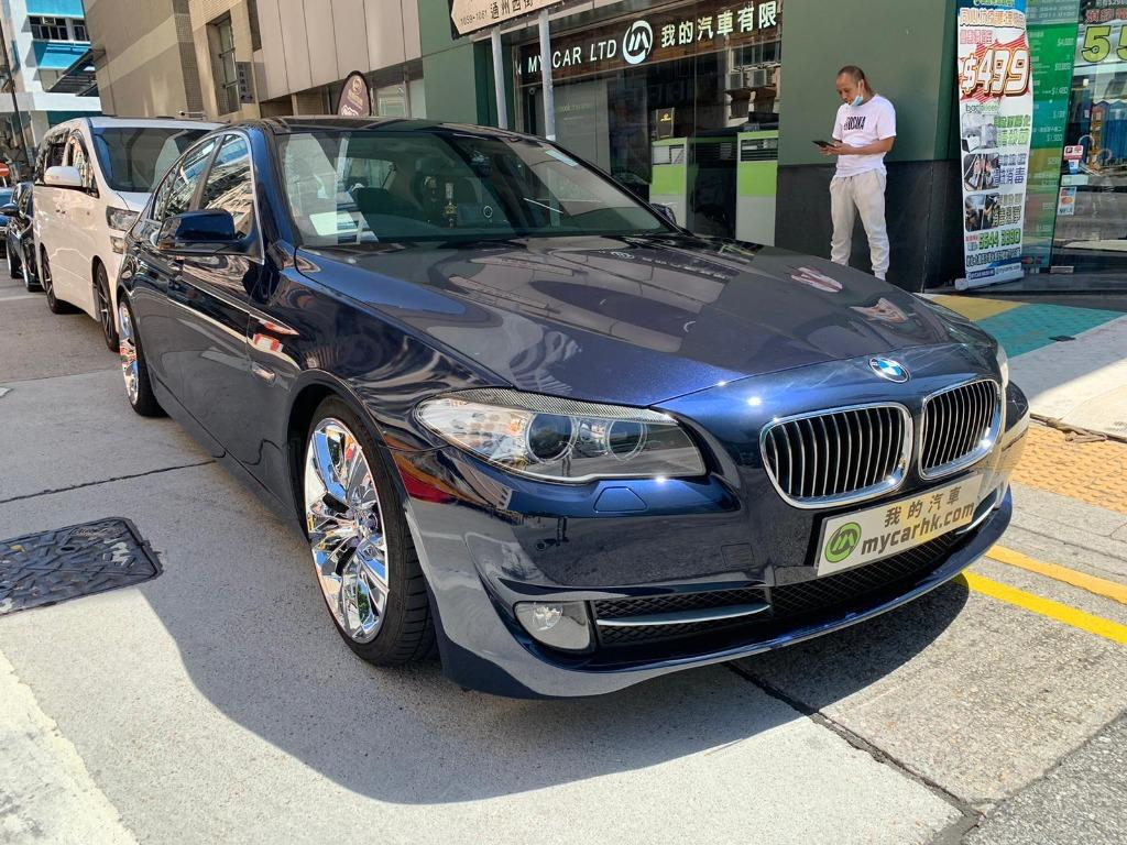BMW 520IA 2011 Auto