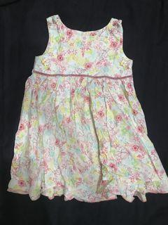 Dress flower baby by baby Kair (U.A.E)