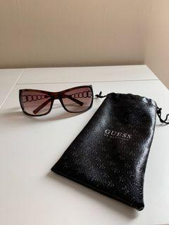 Guess Sunglasses with Case!