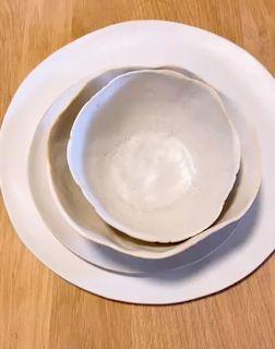 Hand Crafted Ceramic Set