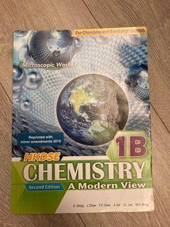 HKDSE Chemistry 1B
