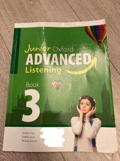 Junior Oxford Advanced Lisitening