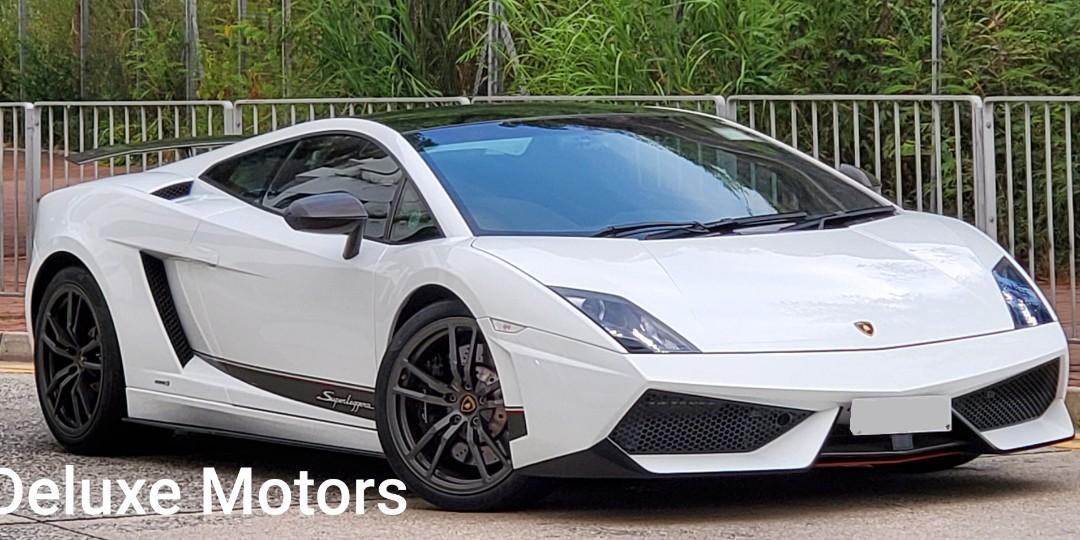 Lamborghini Gallardo LP 570-4 Superleggera 2011 Auto