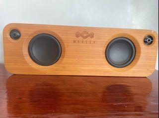 House of Marley Portable Bluetooth Speaker