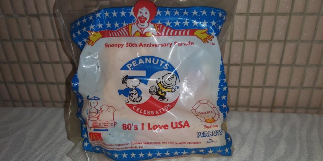 McDonald : 2000 80's I Love USA