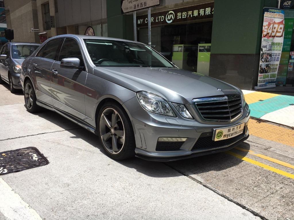 Mercedes-Benz E250 2012 Auto