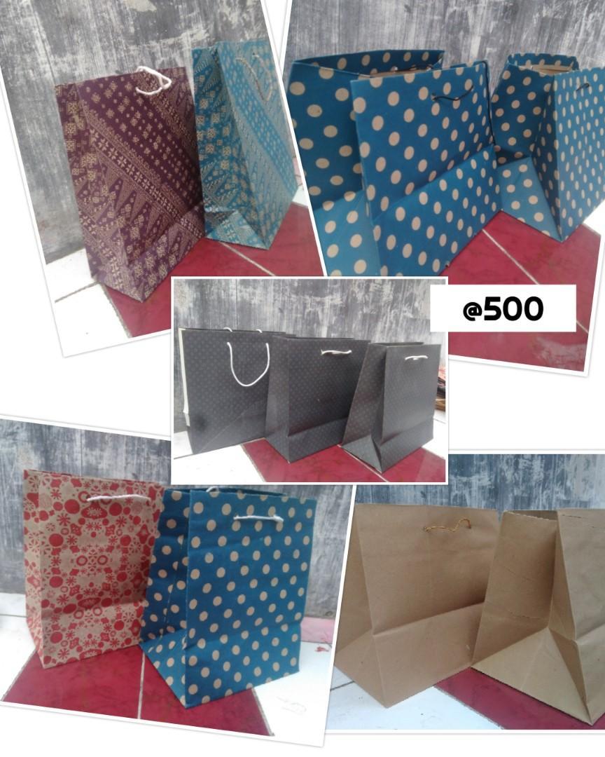 Paper Bag @500