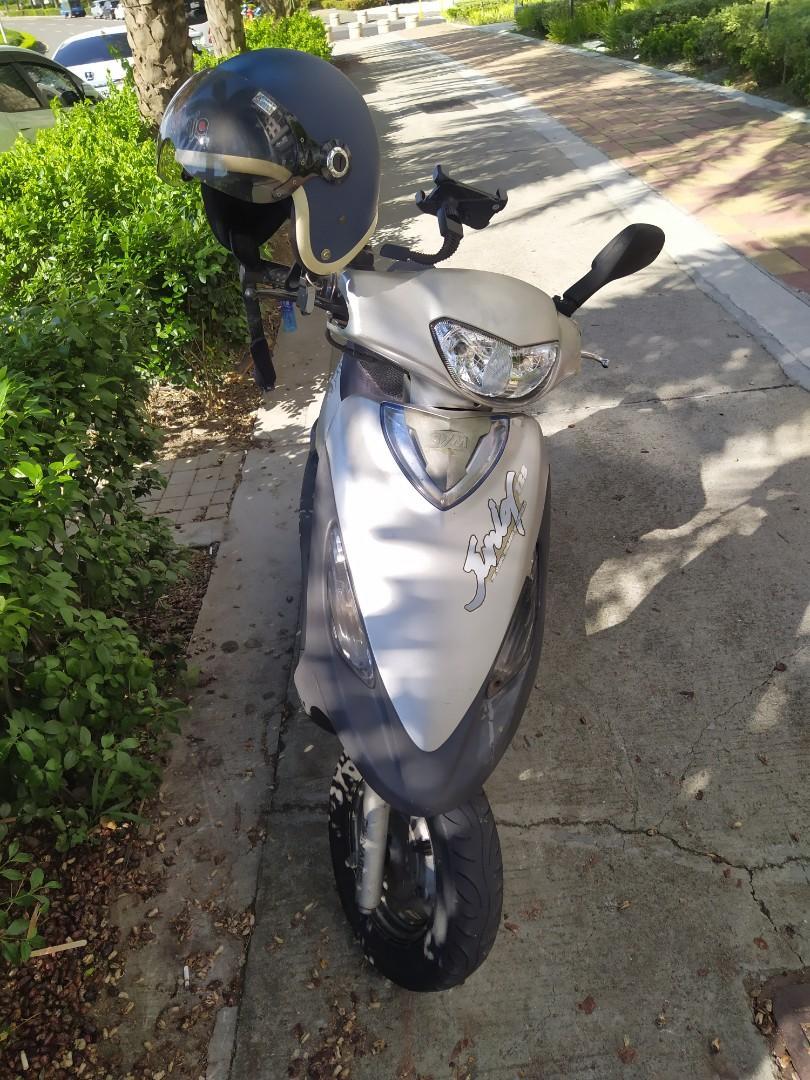 Sym master 125cc
