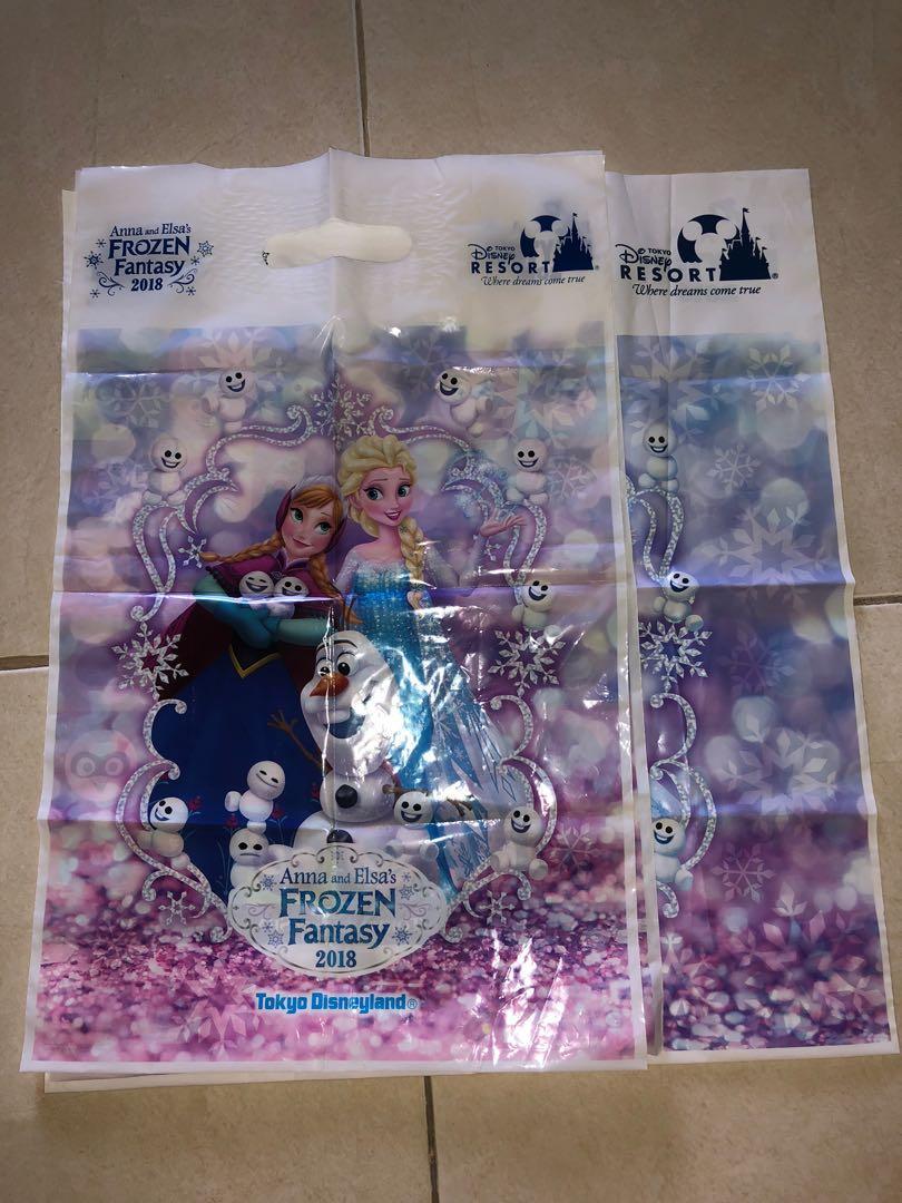 Tokyo Disneyland Gift Bag