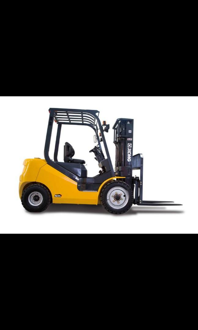 Warehouse packer+ Forklift driver