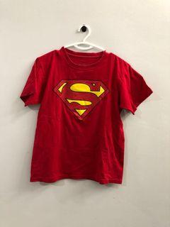 Woman Red Cotton T Shirt