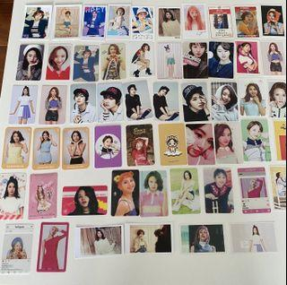 WTS-Cheayoung Unofficial photocards