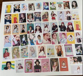 WTS-Dahyun Unofficial photocards
