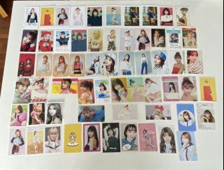 WTS-Momo Unofficial photo cards