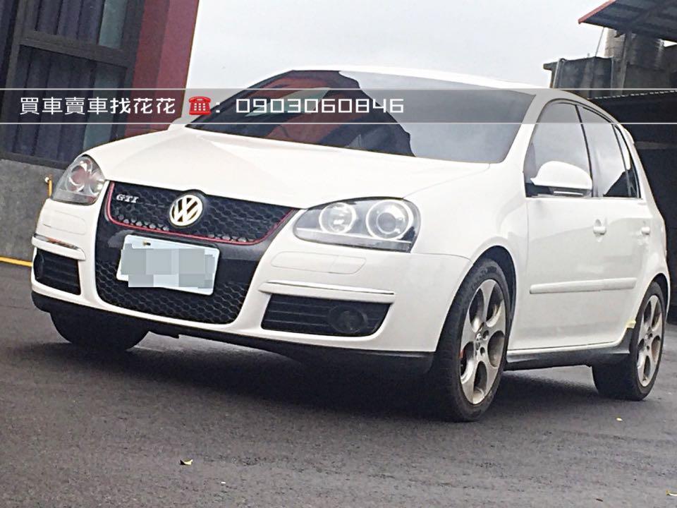 🔥06 VW Golf GTI 2.0白🔥