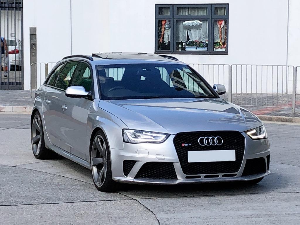 Audi    RS4 AVANT 4.2   2015 Auto
