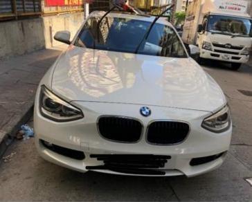 BMW 118i 5-Dr (A)