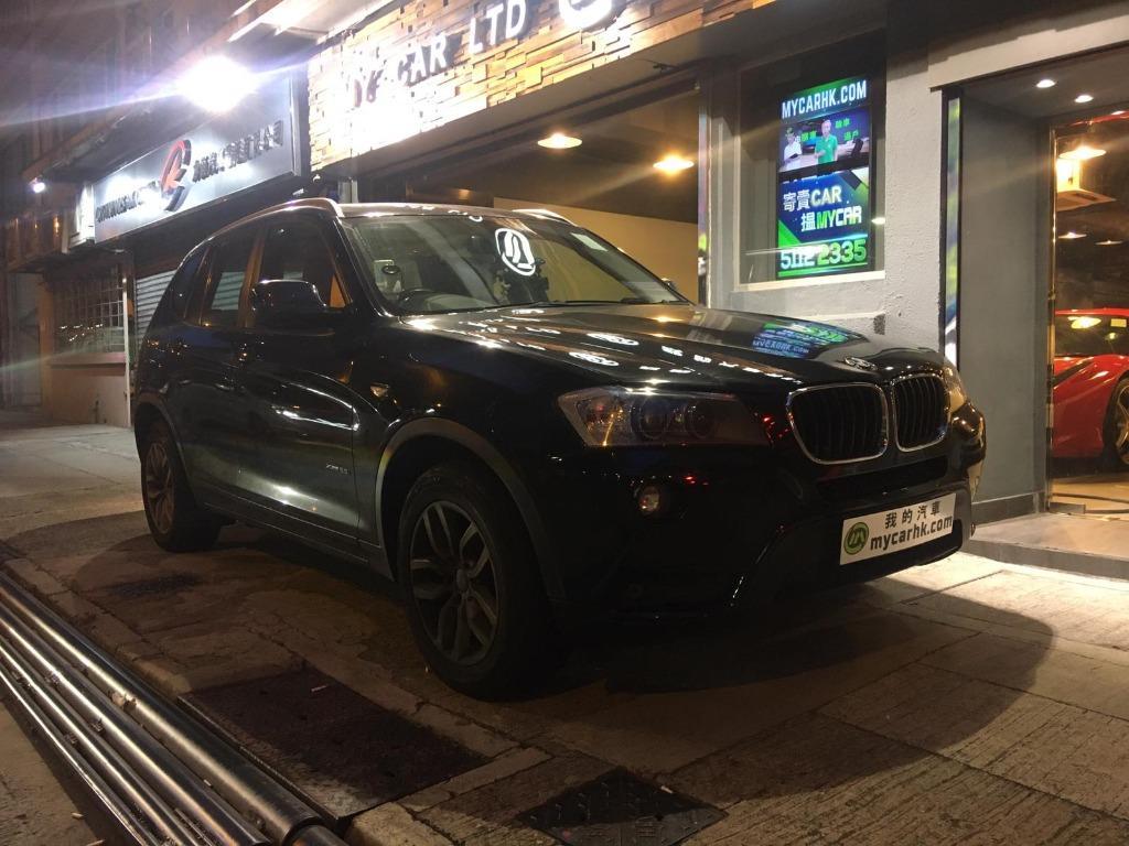 BMW X3 XDRIVE28IA 2012 Auto