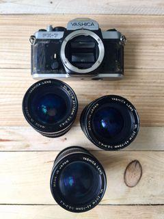 BUY ALL Yashica FX7 camera amd accessories