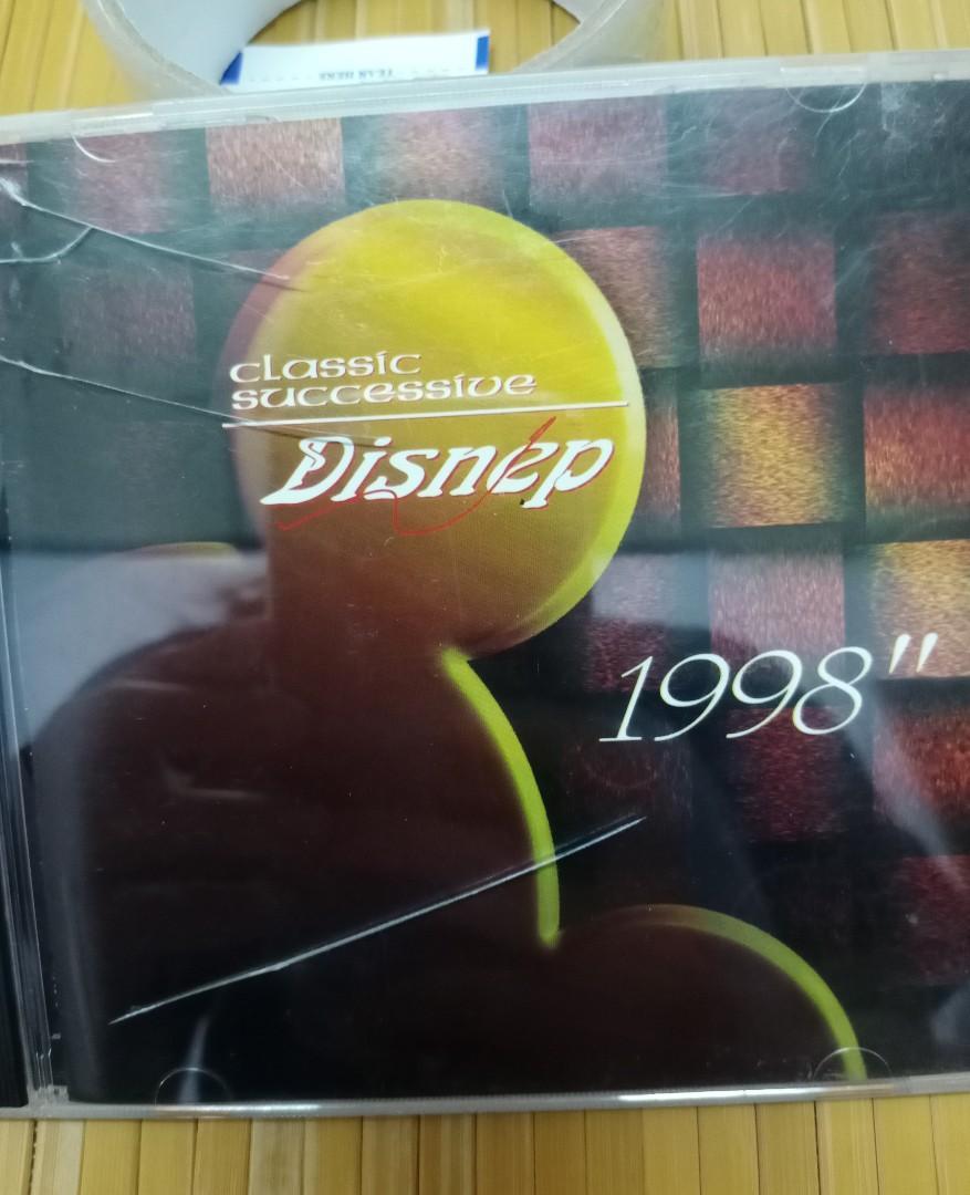 迪士尼音樂CD