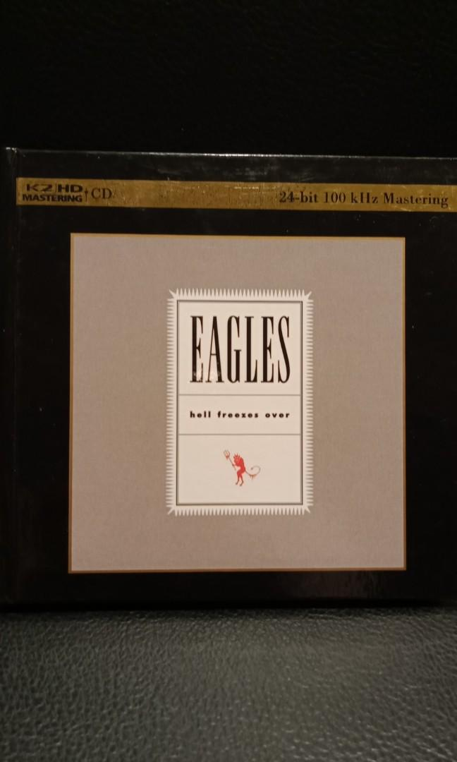 Eagles hell freezes over專輯 HDCD