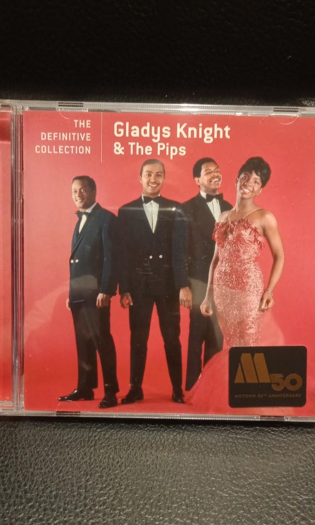 Gladys Knight & The Pips精選輯