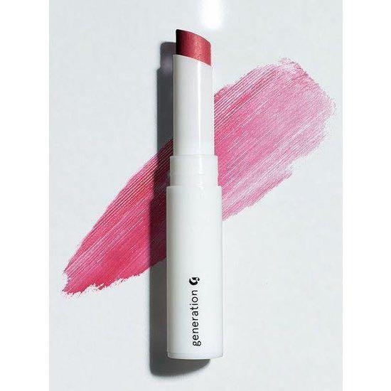 Glossier lipstick