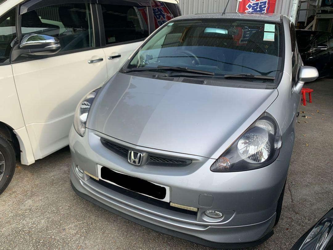 Honda Jazz Gd1 Auto