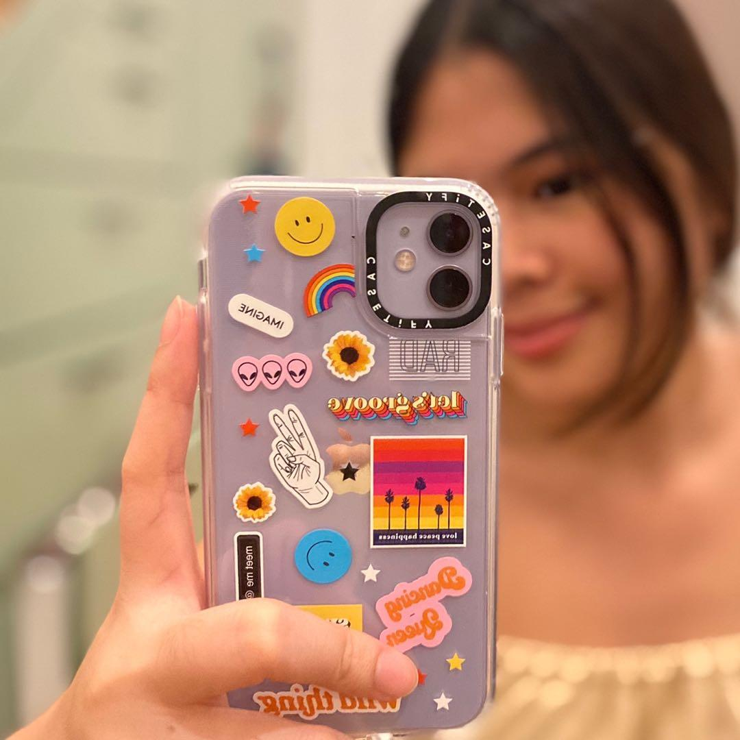 Iphone 11 Casetify Case Mobile Phones Tablets Mobile Tablet Accessories Cases Sleeves On Carousell