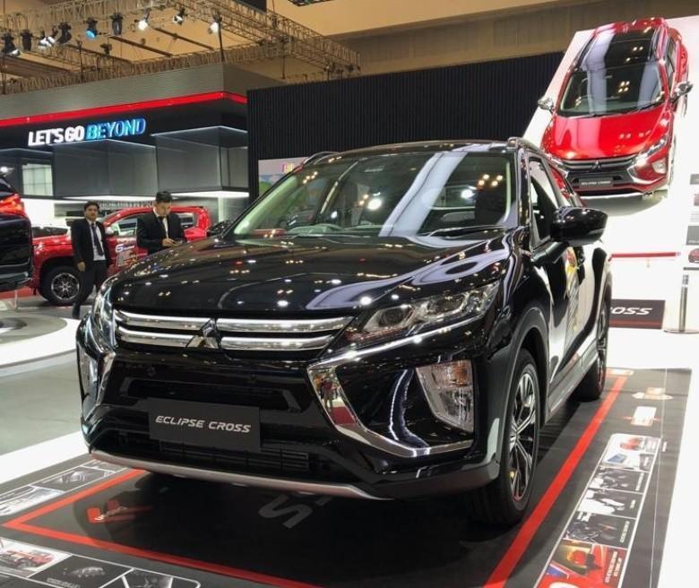 Mitsubishi Eclipse Cross Stok 2019 Cuci Gudang Diskon Besar