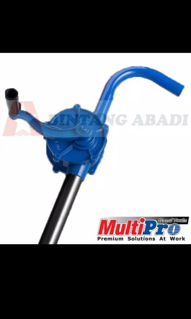 Multi pro pompa manual untuk oli