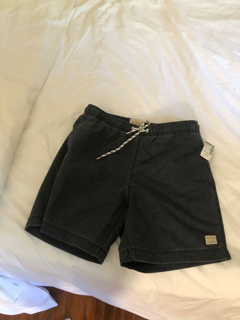 new swim trunks size small