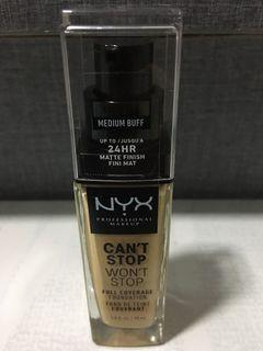 NYX Full coverage foundation