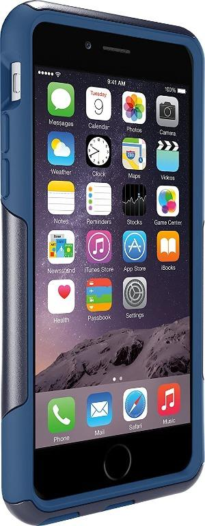 OtterBox Commuter Series iPhone 6/6S Case (Ink Blue) Compatible with 7