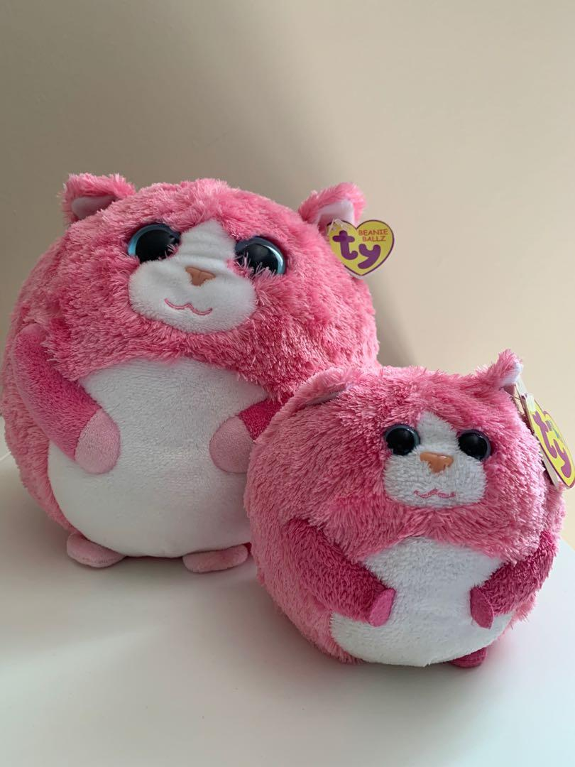 Pair of Beanie Boo's TY Babies