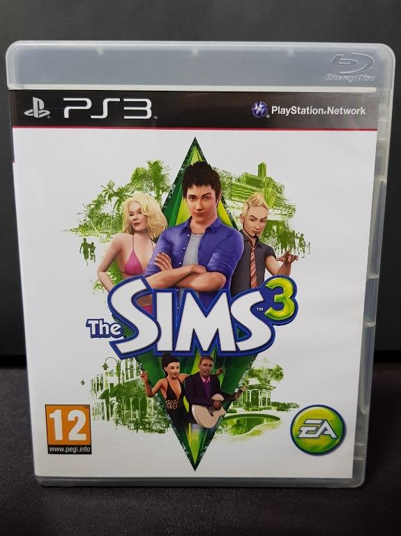 Playstation3 Ps3 Games The Sims 3 Toys Games Video Gaming Video Games On Carousell