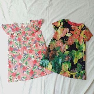 3pcs River Island & Iconic Zara Like dresses