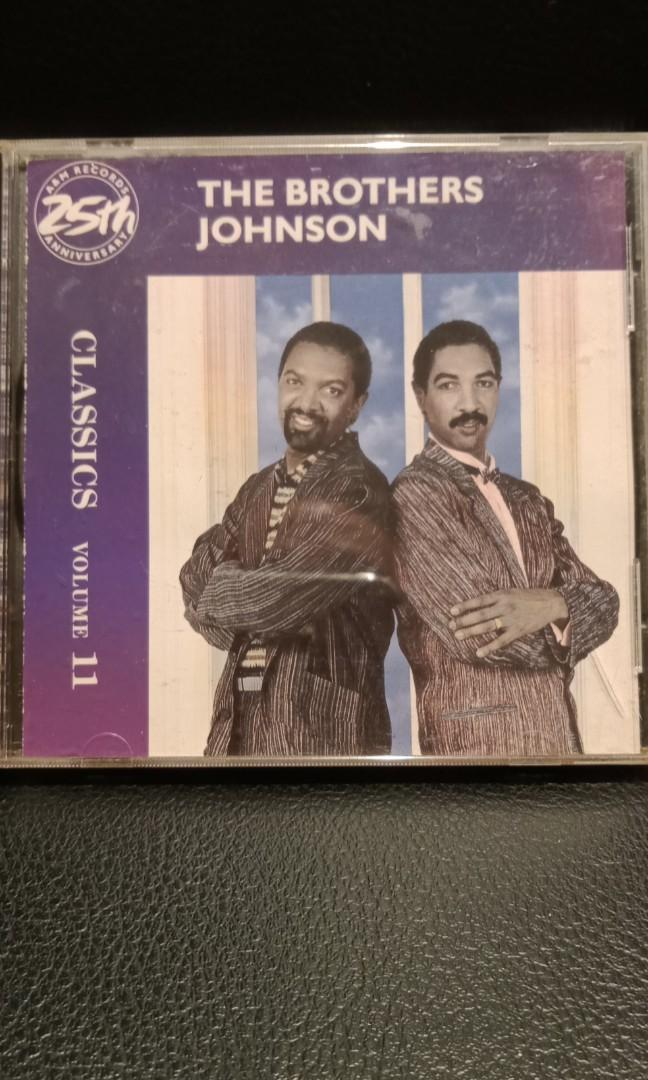 The Brothers Johnson精選輯