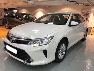 Toyota 2017 Camry 2.4 deluxe  Auto